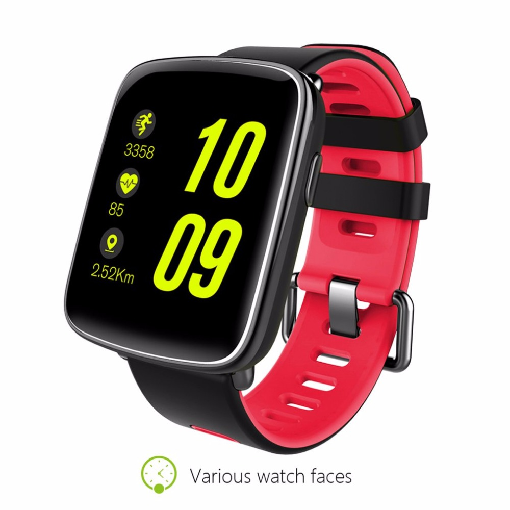 Smart Watch Pedometer Reminder Remote Camera Wristwatch For IOS For Android Phone Heart Rate Monitor Silicone Strap smart wrist watch heart rate monitor wristwatch pedometer remote camera bluetooth hd screen smartwatch for ios android phone men