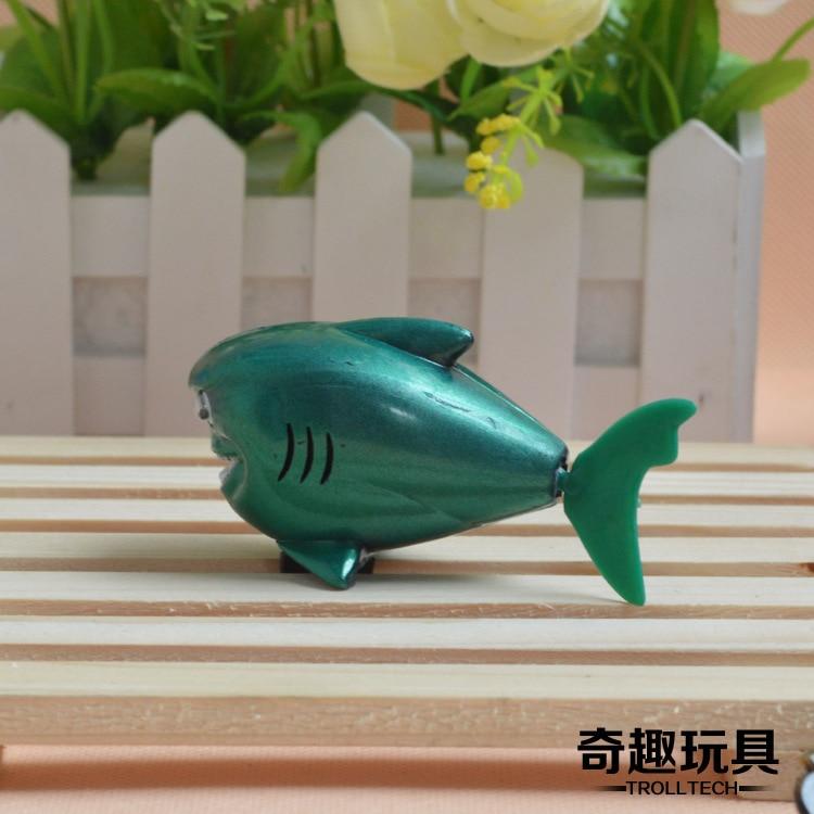 Shark Bath Toys : Pcs swimming clockwork kids toys baby mini shark bath