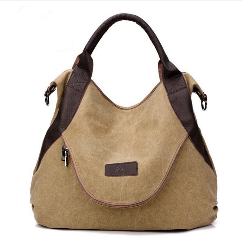 2018 Hot Bag For Women Large Capacity Bag Canvas Big Travel Handbag Multifunction Sporti ...