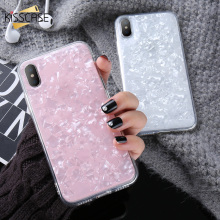 KISSCASE Bling Phone Case For iPhone 6 6s 7 8 Plus Silicone Diamond Patterned Cover X 5 5s SE Cases Bag