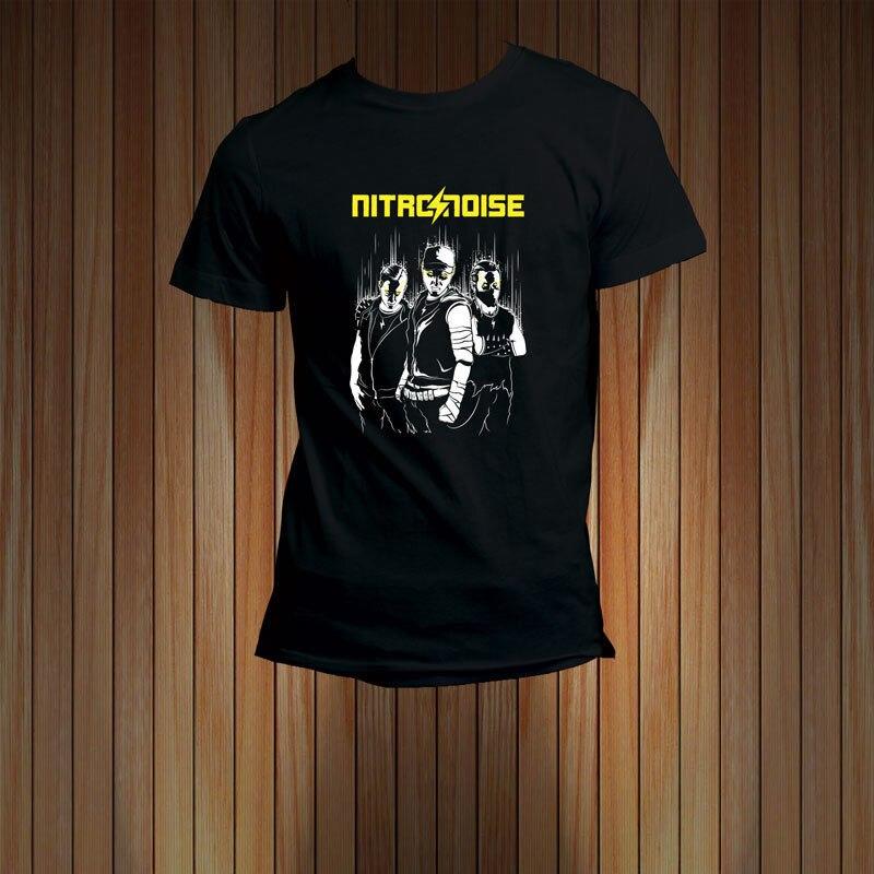 Nitronoise Remix c lekktor больные вы Для мужчин футболка Tee