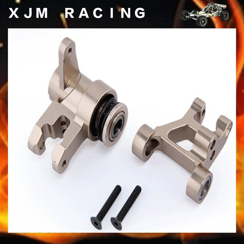 LT metalu CNC kierownicy zestaw montażowy nadające się do 1/5 rovan LT losi 5ive T części w Części i akcesoria od Zabawki i hobby na  Grupa 1