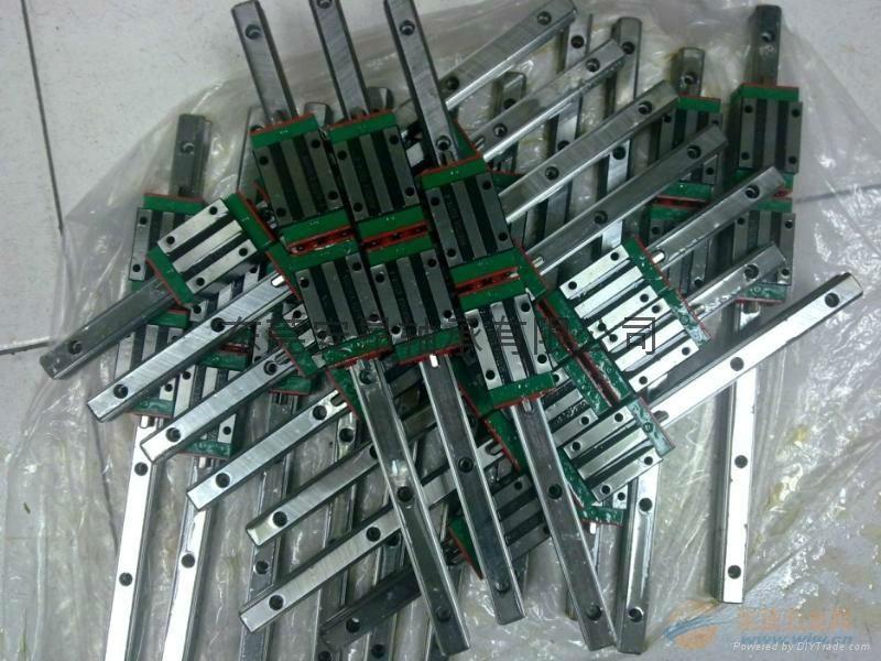 100% genuine HIWIN linear guide HGR55-900MM block for Taiwan hiwin 100