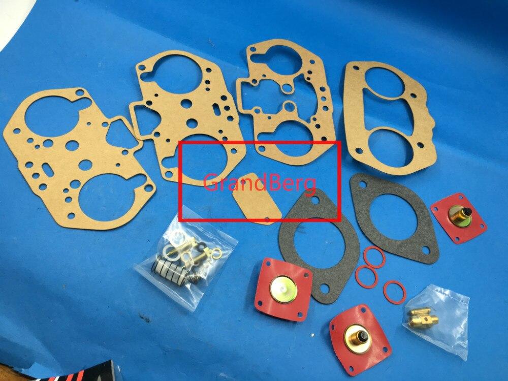 kit para mercury 43l 50l 57l mercarb 2 02