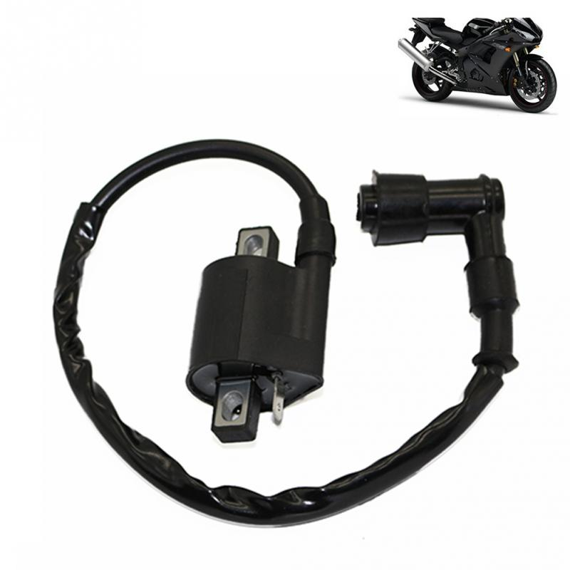 CG-125 Motorcycle Ignition Coil For 50cc Upto 250cc Scooter 8