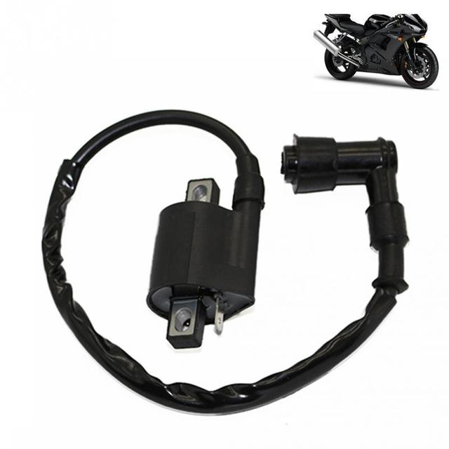 CG-125 Motorcycle Ignition Coil For 50cc 150cc 200cc 250cc GY6 Scooter  Moped ATV Gokart Dirt Bike Motor 12V