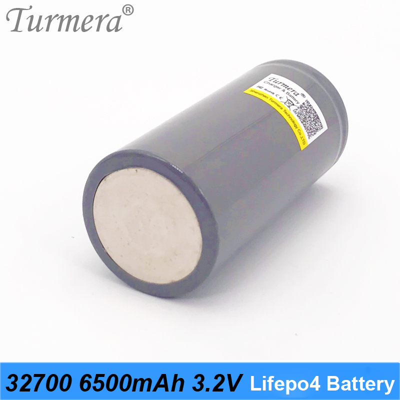 2019 new 32700 battery charger 32700 lifepo4 3.2v 6500mah 55A discharger current battery for flashlight battery electric bike j3