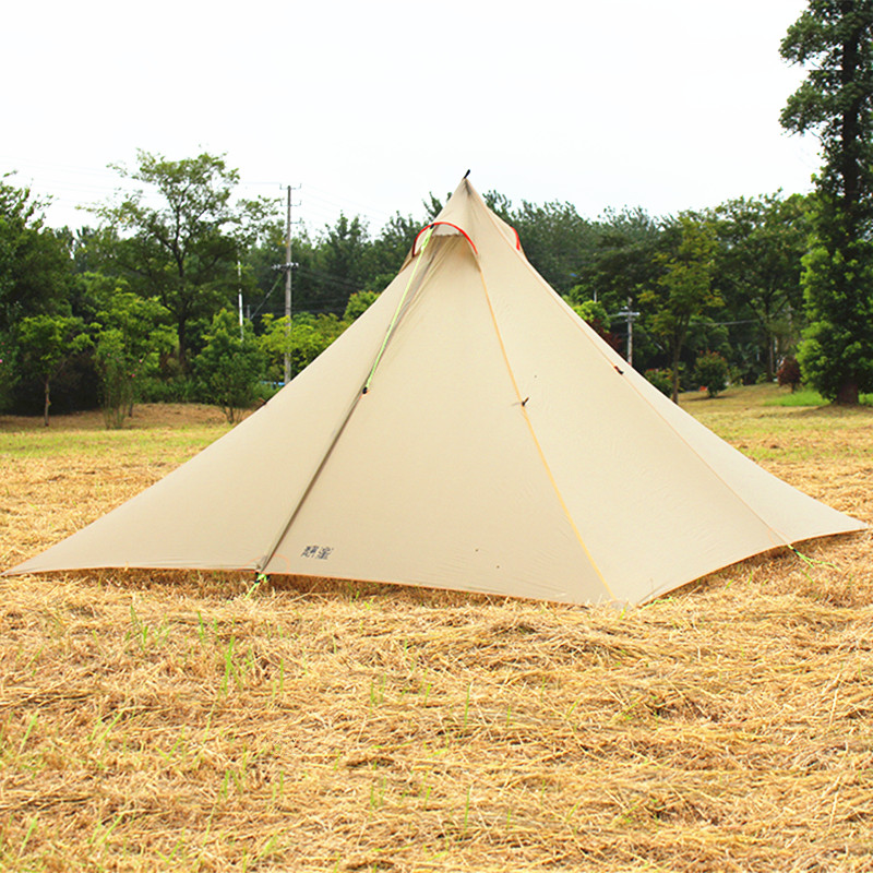 ASTAGEAR 30D silnylon ultralight ASTA pyramid outdoor 2/4 person 2 layer 3 seasons camping tentASTAGEAR 30D silnylon ultralight ASTA pyramid outdoor 2/4 person 2 layer 3 seasons camping tent