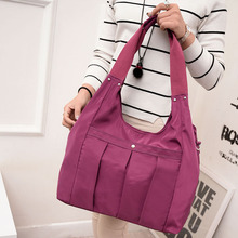 Crossbody Nylon Bag For Women