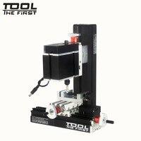 Thefirsttool TZ20005M BigPower Mini Metal Milling Machine 60W 12000r/min Motor, Children Education DIY Tool Best Gift