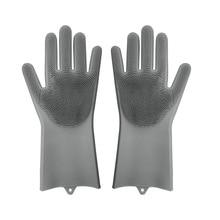 Eco-Friendly Silicone Dish Washing Gloves