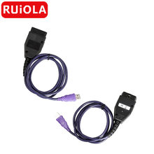 OBD Helper Cable for Audi/ Skoda 4th Immo Data Calculator for VVDI2 AVDI, AP PRO, Lonsdor K518(China)