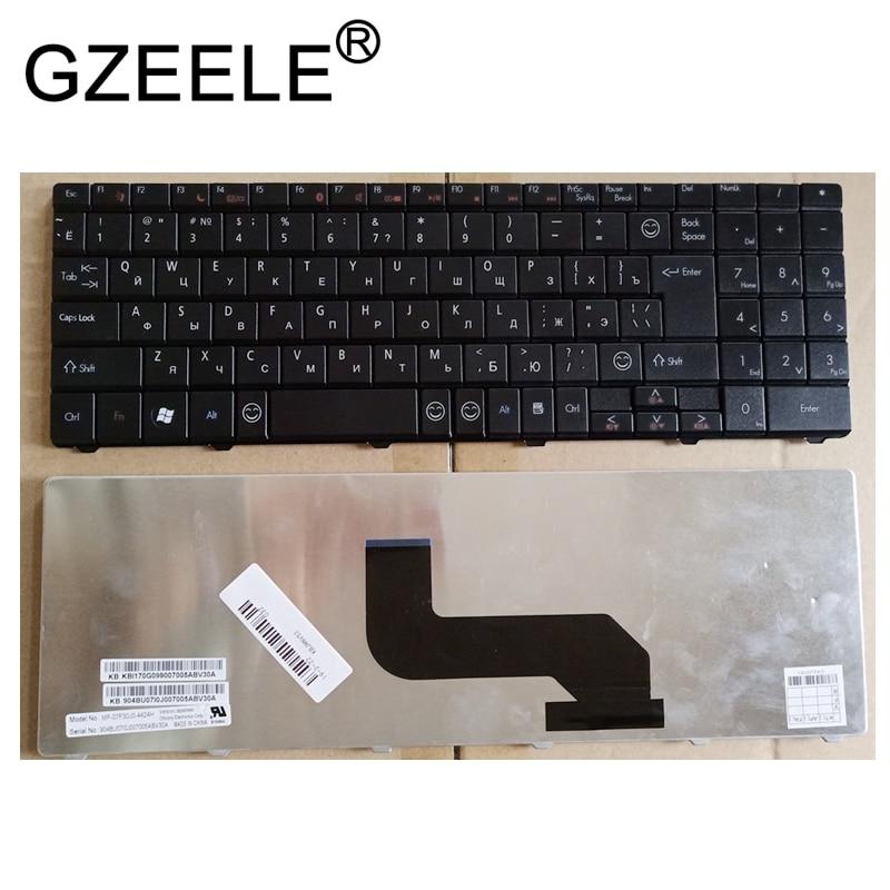 GZEELE nuevo RU teclado para Packard Bell EasyNote TJ65 TJ66 TJ67 TJ71 TJ72 TJ73 TJ74 TJ75 TJ76 TJ77 TJ78 portátil teclado ruso