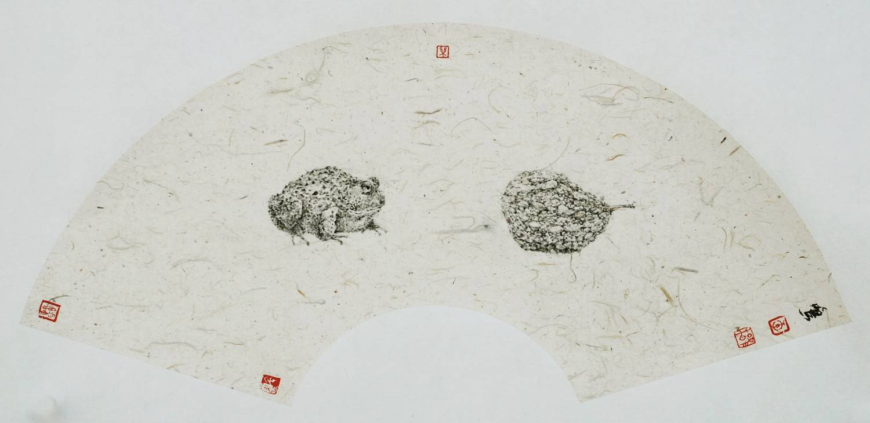 Китайский книги по искусству ist Li Baiming работы резьба набор в виде насекомых 2011 04 Живопись китайский стиль 20*60 см стены домашний декор сектор