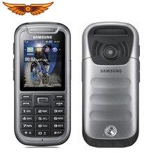 C3350 разблокированный samsung C3350 2,2 дюймов gps GSM дешевый отремонтированный мобильный телефон
