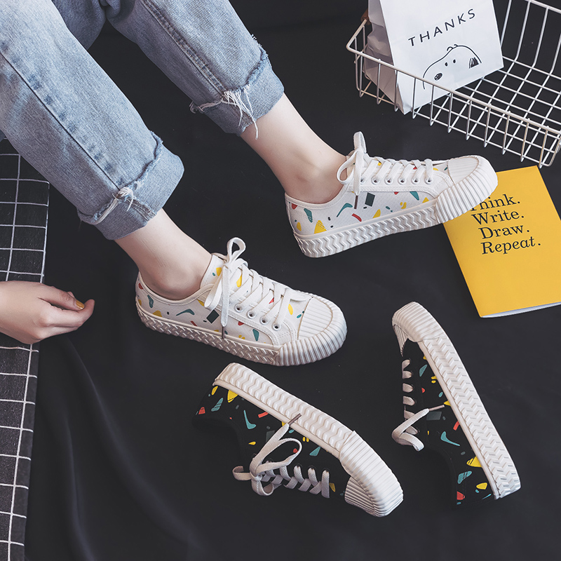 Women Noctilucence Colorful Sneakers 4