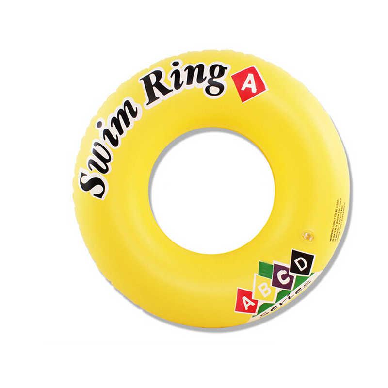 Frete grátis criança/mulher/men float anel de natação inflável flutuadores piscina flutuador 4 tamanhos