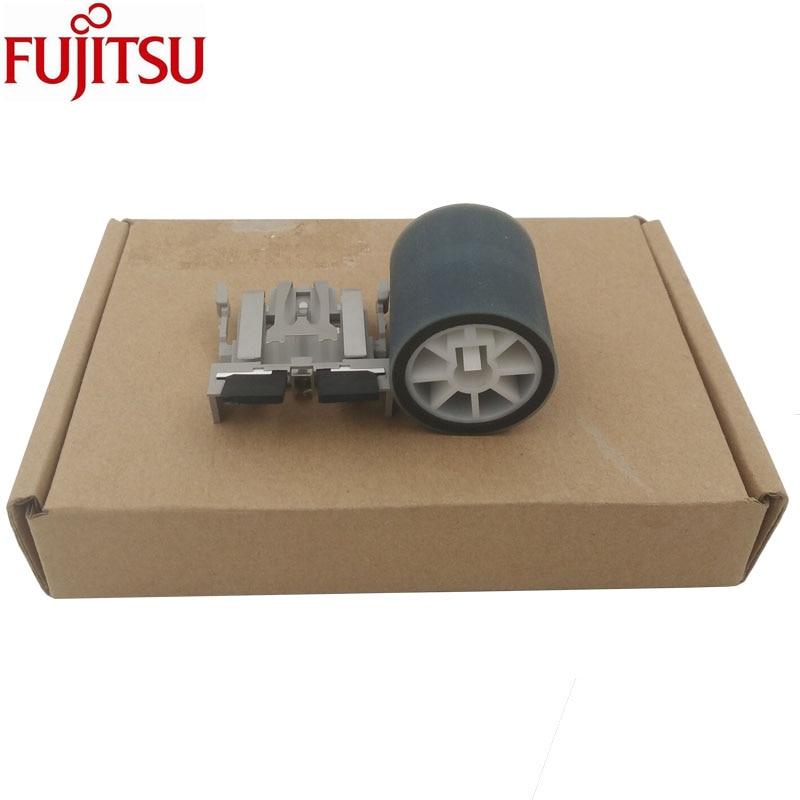 Image 4 - Pick Roller + Pad Assembly Fujitsu Fi 5110C fi 5110EOX fi 5110EOX fi 5110EOXM S500 S500M S510 S510M PA03360 0001 PA03360 0002pick rollersroller assemblyfujitsu pick roller -