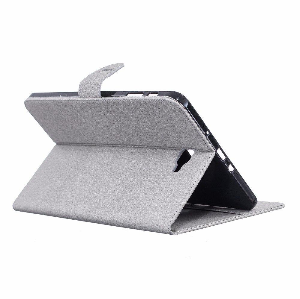 Flip PU Leather Case For Samsung Galaxy Tab 4 10.1 Case For Samsung Galaxy Tab 4 10.1 2016 T580 T585 T580N T585N Case Cover