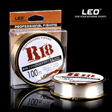100M Fishing Line Tremendous Robust Chief Line Clear Nylon Carp Saltwater Fly Fishing Sinking Line Pesca Lure Fishing Equipment