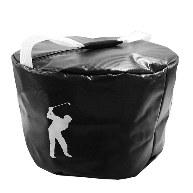 Golf Power Impact Training Strike Bag