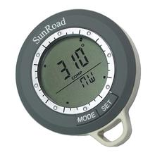 Buy online Fishing Barometer Multi-functional LCD Digital Outdoor Fishing Compass Barometer Altimeter Thermometer IPX4 waterproof