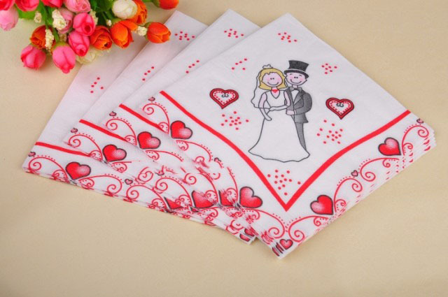 Wedding Napkins