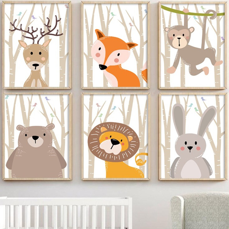 best canva painting lion list and get free shipping - 5543h5dk