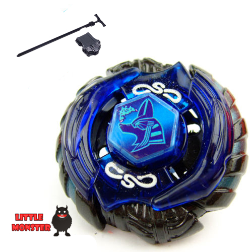 1pcs Beyblade Metal Fusion 4D set Mercury Anubius 85XF with launcher kids game toys children Christmas