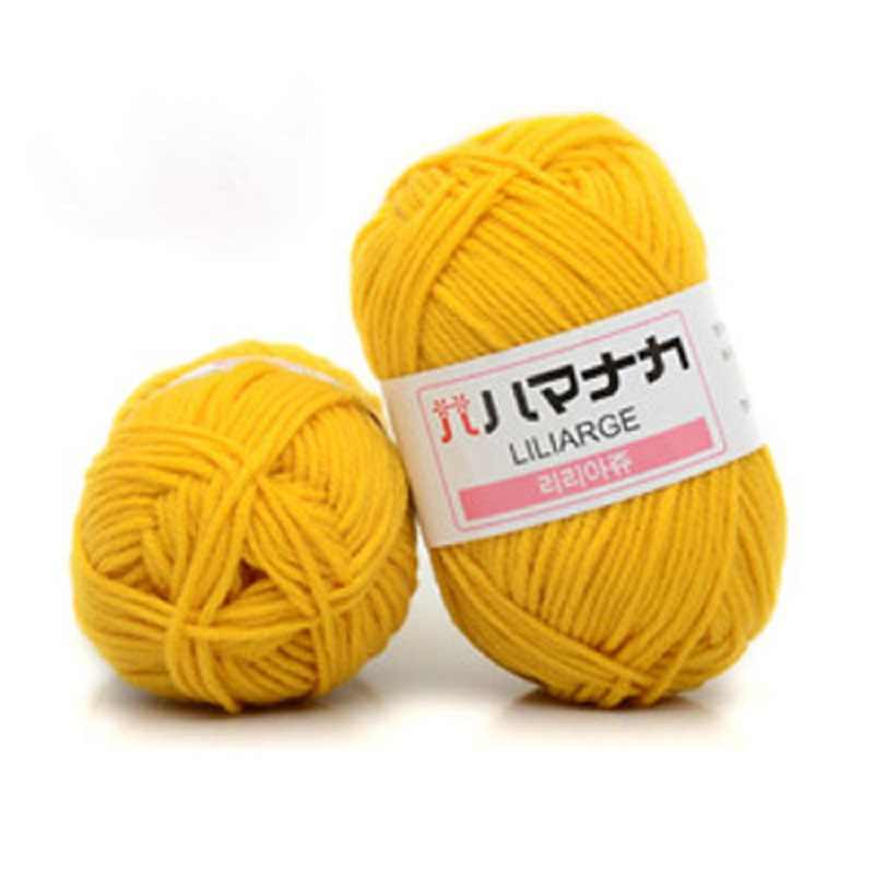 O bebê infantil leite algodão tricô fio de lã grossa mão tecido cachecol gancho agulha cobertor eco-friendly tingido mão malha