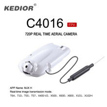 WIFI FPV HD Camera For MJX X500 X600 X800 X101 X102H X6SW Helicopter Quadcopter Drone Accessories FPV Real Time Aerial Camera