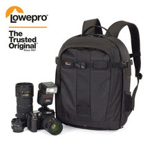 "Lowepro Pro Corredor 300AW 350AW 12-15.4 ""Laptop Mochila Urbana-inspirado SLR Digital Photo Camera Bag Com TODA a Cobertura Do Tempo(China)"