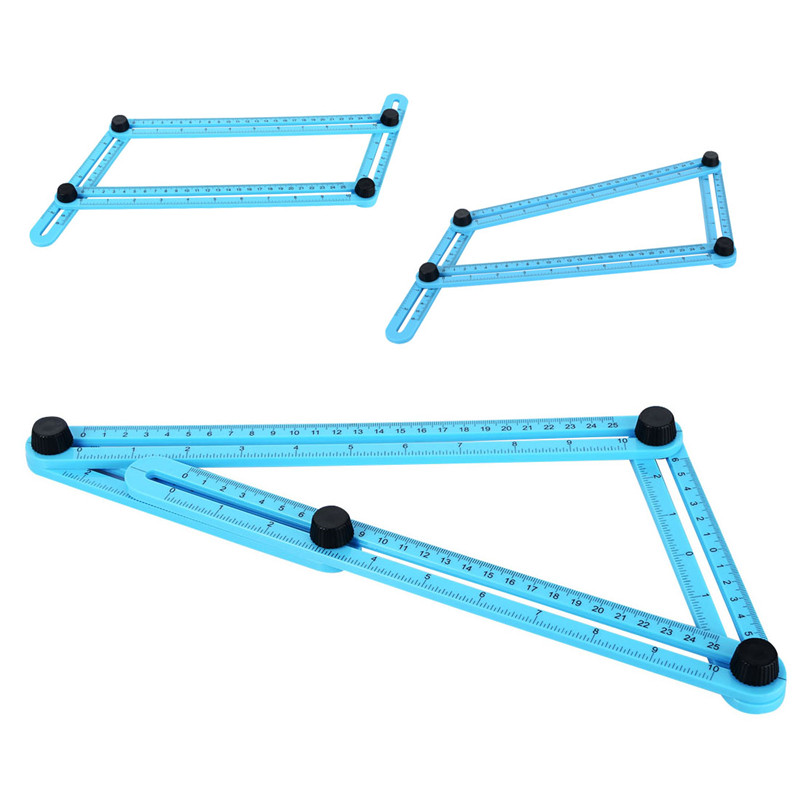 Multifunctional Multi Angle Width font b Measuring b font font b Instrument b font Angle ruler