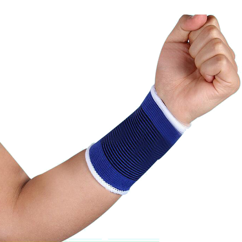 Sports Safety Wrist Band Support Wraps Flexible Sweatband Hand Band Sweat Absorption for Gym Volleyball Basketball Running Палец кисти