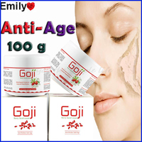 Goji Face Cream Hydrating Whitening Day Creams Acne Anti Aging Wrinkle Collagen Whitening Facial Cream Brighten