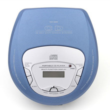 Портативный cd-плеер CD-плеер управления и передовые анти-шок система светодиодный дисплей один весь диск Повторите электронная противоударный