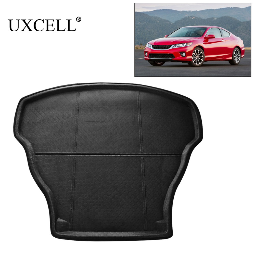 UXCELL One Piece Of Random Send Rubber Rear Car Trunk Liner Cargo Tray Mat For Honda For Accord Sedan Coupe 2013 2014 2015 2016