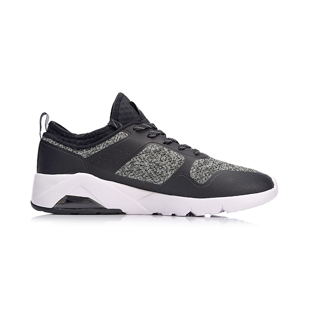 Li-ning hommes bulle ACE SUPER marche chaussures respirant coussin doublure confort portable Sport chaussures baskets AGCN005 YXB147 - 5