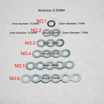 3 and 18650 lithium battery pack Insulation gasket meson 6 and series hollow flat head positive pole pad Insulation gasket 50pcs lot 18650 lithium battery pack insulation pad shaped face pads 3 angle plum shaped indium paper insulation pad meson