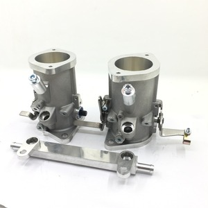 Image 2 - SherryBerg FAJSคันเร่ง45IDA Throttle Bodiesเปลี่ยน45มม.Weber Dellorto Carb Fit 1600ccหัวฉีด (ไม่รวมหัวฉีด)