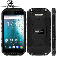 Oukitel K10000 Max IP68 Waterproof shockproof 10000mAh mobile phone Android 7.0 MTK6753 Octa Core 3G RAM 32G ROM 5.5″ Smartphone
