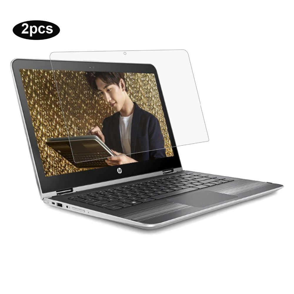 Cartinoe протектор экрана для Hp павильон X360 13 13-uxxx 13,3 дюймов ноутбук, Hd кристально чистая Защита ЖК-экрана пленка (2 шт)