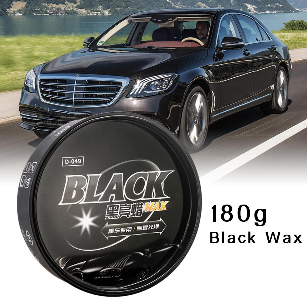 Senior Black Car Polishing Wax Paint Care Waterproof Scratch Repair Car Styling Crystal Hard Car Wax Polish Scratch Remover(China)