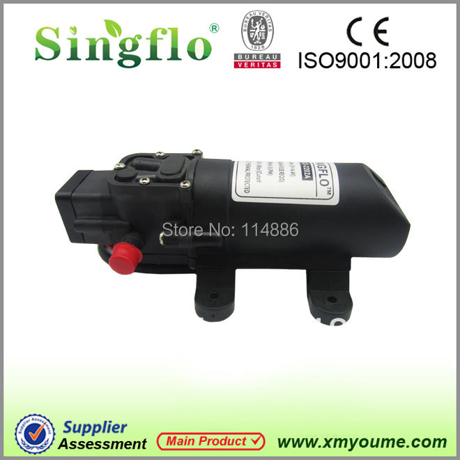 Water Pressure Pump Singflo FLO 2202A 12V 70psi 4L min aliexpress com buy water pressure pump singflo flo 2202a 12v  at bayanpartner.co