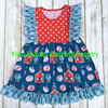 Back To School Clothes Sets Girl Outfits Cotton Printing Fabric Baby Boutique Clothing A Lot Of