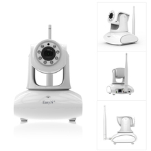"EasyN IP Camera HD 1080P 2.0MP 2.8-8mm Optical Zoom 1/2.5"" CMOS WIFI Camera Night Vision Two-way Audio Motion Detection Camera(China)"