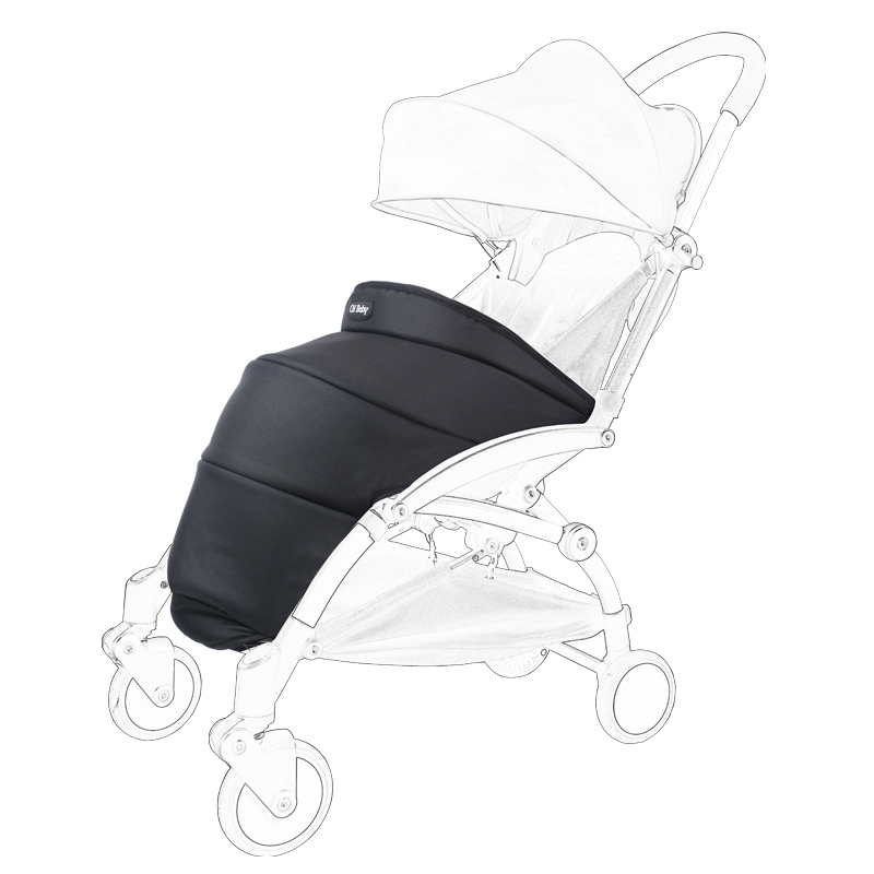 Additional Chbaby Kit Mini Cart [special Seat + (excluding Roof Bracket), Net Seat, Foot