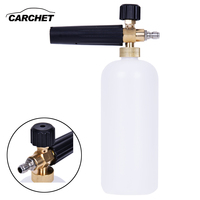 CARCHET Car Washer High Pressure Soap Foamer Professional Foam Generator Car Washer Snow Lance Sprayer Foam