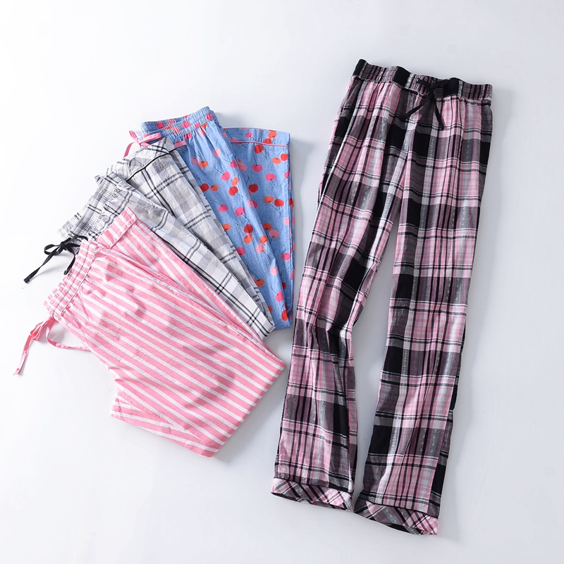 Free shipping,quality brand Ladies' pajamas,women trousers,cotton home trousers,plus size thin pants,femme loose,sales,45-110kgs