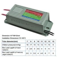 1pc HB CO6 Neon Electronic Transformer Waterproof Neon Power Supply Rectifier 6KV 60W 30mA